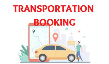 Transportation Booking